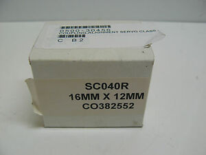 New Zero Max Sc040r Servo Class Alignment Coupling 16mm X 12mm Co382552