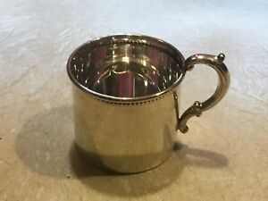 Rare Vintage Sterling Silver Cup Lot