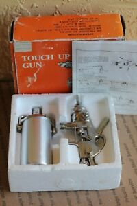 Air Compressor Touch Up Spray Gun Paint Spraying Finishing 30 50 P S 1