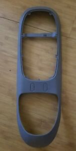 Ford Excursion Overhead Console Bare Frame Bezel