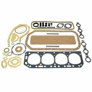 Full Gasket Set Ford 821 851 861 900 841 4000 1801 901 801 800 881 New Holland