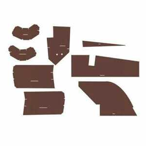 Cab Foam Kit Less Headliner Saddle Tan Allis Chalmers 8010 8070 8050 8030