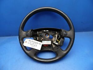 92 96 Prelude Oem Steering Wheel W Cruise Control Switch Stock Si Scuffs