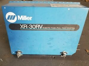 Miller Xr 30rv Robotic Push pull Feed System