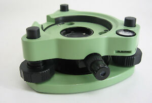 Optical Tribrach For Leica Total Station For Surveying With 1 Month Warranty