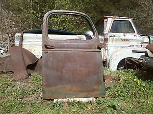 39 40 41 46 Chevy Pu Truck Right Door Hot Rat Rod Gmc