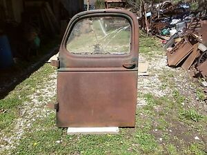 39 40 41 46 Chevy Pu Truck Left Door Hot Rat Rod Gmc