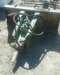Kent Khb 3g 500 Lb Hydraulic Breaker Hammer With Skid Steer Mount