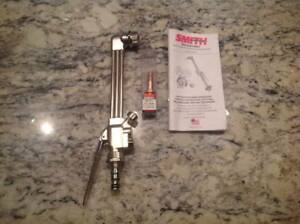 New Smith Cc509p Medium Duty Cutting Attachment With Mc12 1 Tip Free Shipping
