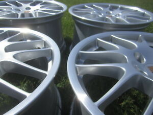 20 Porsche Turbo Panamera Rs Spyder Rims Wheels Oem Genuine Bbs 19 21 Stock