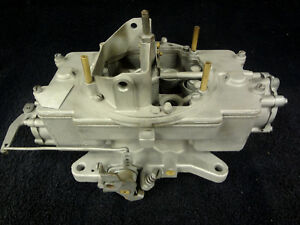 1964 65 66 Ford Autolite 4100 4bbl 4 Barrel Carburetor C4af Dg 390 Fe Big Block