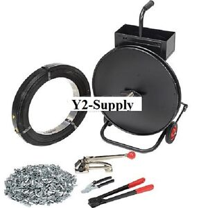 New Pac Strapping Steel Strapping Complete Kit