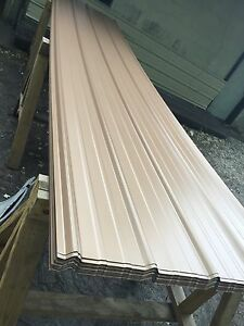 3x20ft Brand New Metal Roofing Panels Copper Color 50 Sheets