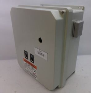 Hoffman Irhj1412hwlg Type 4x Industrial Enclosure 15 32 X 13 30 X 8 19 In