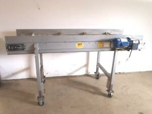 Morheat Mpi 24 84 48 f Conveyor System 120v 8 0a Adjustable Height
