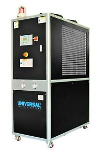 New 5 Ton Air Cooled Chiller 62 600 Btu h 7 5 Hp Pending Ul Certification