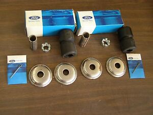 Nos Oem Ford 1962 1966 Thunderbird Strut Rod Bushing Kits 1963 1964 1965