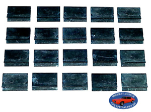 Gm Chevy Buick Pontiac Roof Snap On Headliner Head Liner Trim Clip Clips 20pcs A