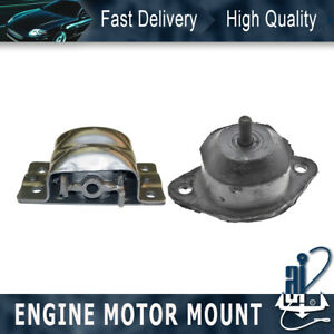 2pcs Anchor Engine Auto Trans Mount Kit For 1983 1984 Chevrolet G30 4 1l 4 Speed