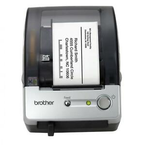 Brother P touch Ql 500 Manual cut Pc Label Printing System