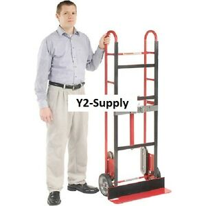 New 2 Wheel Professional Appliance Hand Truck 750 Lb Capacity