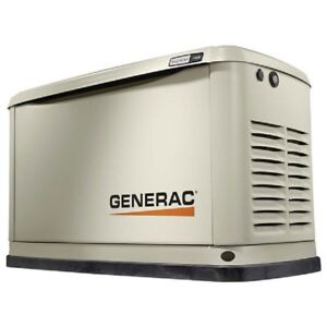 New Generac 18kw 20kw 120 240 1 phase Air Cooled Guardian Generator