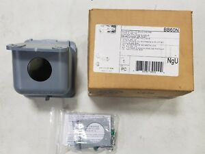 Hubbell Bb60n Non metallic Enclosure Angle Back Box Type 4 4x 12 New