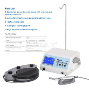 Dental Implant System A cube Surgical Brushless Motor Azdent 20 1 Handpiece
