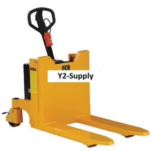 New Battery Powered Portable Container pallet Skid Tilter 2200 Lb Capacity