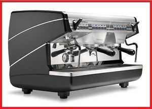 Nuova Simonelli Apppia Ii 2 Group Automatic Espresso Machine On Sale Italy