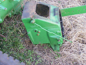 Antique John Deere 2010 Bell Housing Farmerjohnsparts