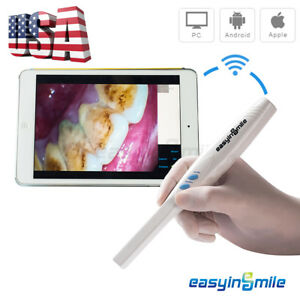 Easyinsmile Wifi Dental Intraoral Camera Wireless 3 0 Mega Pixels Hd Clear Image
