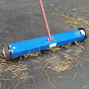 New Magnet Floor Sweeper 32 150lb Lifting Power