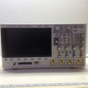 Agilent Keysight Dso x 3034a Digital Storage Oscilloscope 350 Mhz 4 Gsa sec