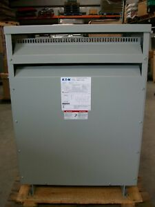 Eaton Dry type Distribution Transformer Model V48m28t7516ls47 New