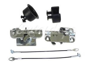 Tailgate Cable Latch Release Pivot Hinge Inset For Ford Super Duty 1999 2007