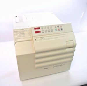 Ritter M11 Ultraclave Automatic Sterilizer Passed Spore Test Ready For Use