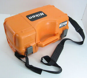 Nikon Nivo Oem Carrying Case For Total Station Surveying
