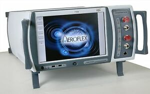 Aeroflex 7100 Radio Test Set With 14 Options Irf Marconi