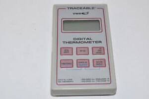 Vwr Traceable Digital Thermometer 61220 601