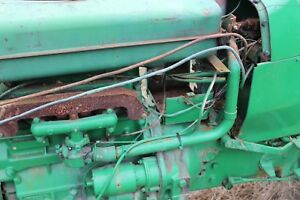 Antique Tractor John Deere 420 430 440 1010 Side Door Left Farmerjohnsparts