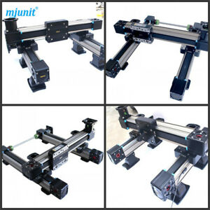 Mjunit Mj60 A two axis Or x y Stage Linear Guideway With 500x500mm Stroke