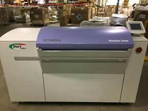 Screen Fuji 4300e 2008 Ctp Platesetter