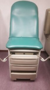 Brewer Accsss Medical Exam Table Green Better Than New Free Local Delivery