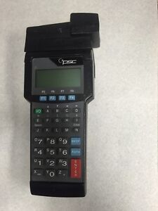 Psc Pt 2000 42 000 oo Portable Data Terminal Barcode Scanner Reader
