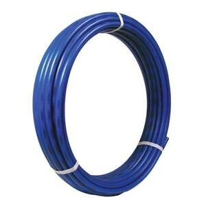 Pex Pipe tubing Plumping Drinking Potable Water Non Barrier 3 4 In x100 Ft blue