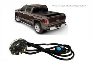 Undercover Ultra Flex 5 6 Bed Cover Race Sport 20 Led Bed Light For Tundra