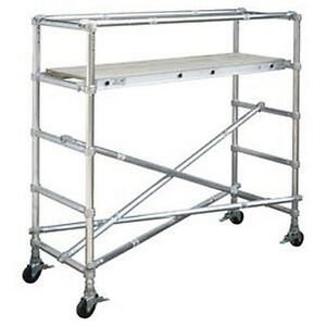 New Scaffolding Narrow Span Adjustable Base Section 8 L