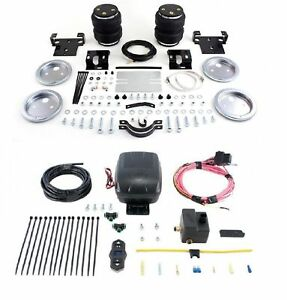 Air Lift Load Lifter 5000 Rear Wireless Air Compressor System For Silverado