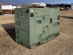 2007 L3 60kw Diesel Generator With Only 4436 Hours